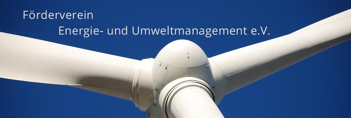 Förderverein Energie und Umweltmanagement e.V.